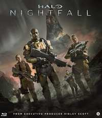 Halo - Nightfall-Blu-Ray