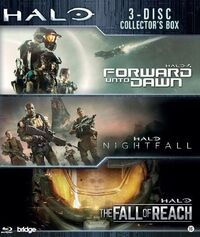 Halo Box 1-3-Blu-Ray