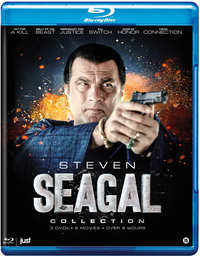 Steven Seagal Collection (6 Films)-Blu-Ray