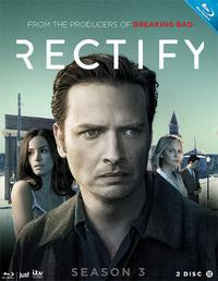 Rectify - Seizoen 3-Blu-Ray