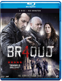 Braquo - Seizoen 4-Blu-Ray