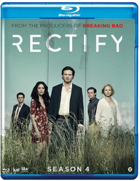 Rectify - Seizoen 4-Blu-Ray