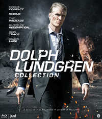 Dolph Lundgren Collection (6 Films)-Blu-Ray
