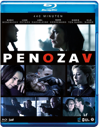 Penoza - Seizoen 5-Blu-Ray