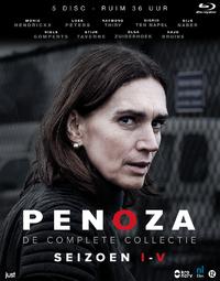Penoza - Seizoen 1-5-Blu-Ray