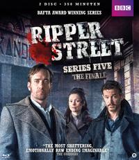 Ripper Street - Seizoen 5-Blu-Ray