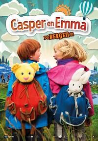 Casper & Emma - De Bergen In-DVD