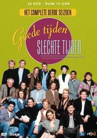 Goede Tijden Slechte Tijden (GTST) - Seizoen 3-DVD