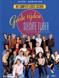 Goede Tijden Slechte Tijden (GTST) - Seizoen 1-DVD
