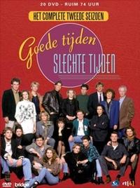 Goede Tijden Slechte Tijden (GTST) - Seizoen 2-DVD