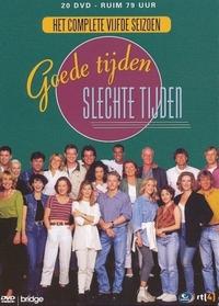 Goede Tijden, Slechte Tijden (GTST) - Seizoen 5-DVD