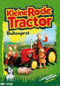 Kleine Rode Tractor - Buitenpret-DVD