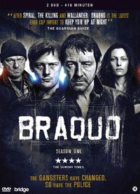 Braquo - Seizoen 1-DVD