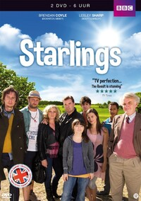 Starlings - Seizoen 1-DVD