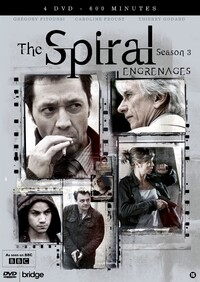 Spiral - Seizoen 3-DVD