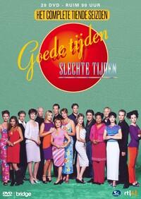Goede Tijden Slechte Tijden (GTST) - Seizoen 10-DVD