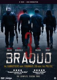 Braquo - Seizoen 3-DVD
