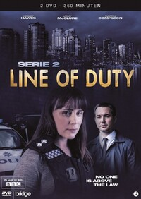 Line Of Duty - Seizoen 2-DVD