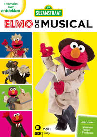 Sesamstraat - Elmo De Musical-DVD