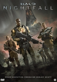 Halo - Nightfall-DVD