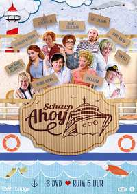 T Schaep Ahoy-DVD