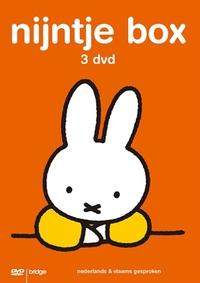 Nijntje 3D - Box 60 Jaar-DVD