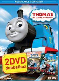 Thomas De Stoomlocomotief - 2 DVD Dubbelbox-DVD