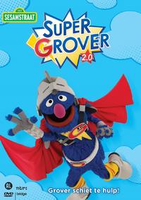 Sesamstraat - Super Grover 2.0 - Grover Schiet Te Hulp-DVD