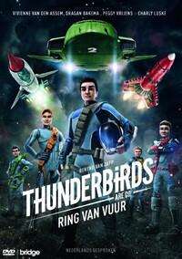 Thunderbirds Are Go - Ring Van Vuur-DVD