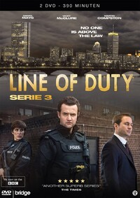 Line Of Duty - Seizoen 3-DVD