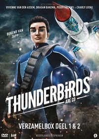 Thunderbirds Are Go - Deel 1-2-DVD