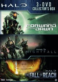 Halo Box 1-3-DVD