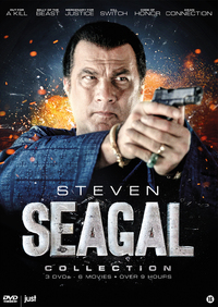 Steven Seagal Collection (6 Films)-DVD