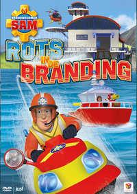 Brandweerman Sam - Rots In De Branding-DVD
