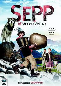 Sepp De Wolvenvriend-DVD