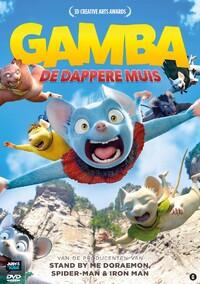 Gamba - De Dappere Muis-DVD