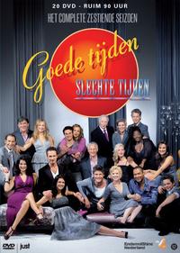 Goede Tijden Slechte Tijden (GTST) - Seizoen 16-DVD