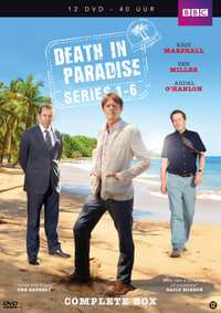 Death In Paradise - Seizoen 1-6-DVD