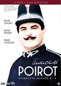 Poirot - Seizoen 4-6-DVD