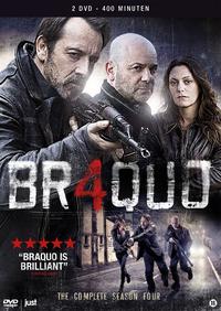 Braquo - Seizoen 4-DVD