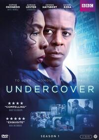 Undercover - Seizoen 1-DVD