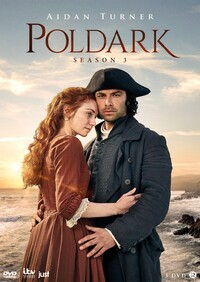 Poldark - Seizoen 3-DVD