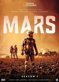 National Geographic - Mars - Seizoen 1-DVD