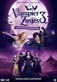 Vampier Zusjes 3 - Reis Naar Transsylvanië-DVD