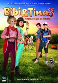Bibi & Tina 3 - Jongens Tegen De Meiden-DVD