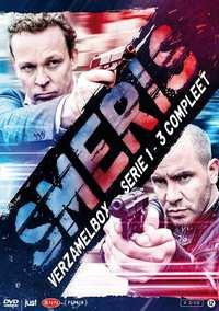 Smeris - Seizoen 1-3-DVD