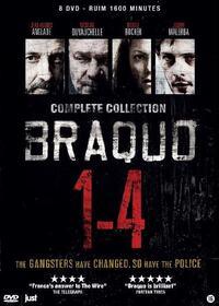 Braquo - Seizoen 1-4-DVD