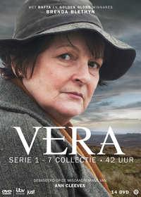 Vera - Seizoen 1-7-DVD