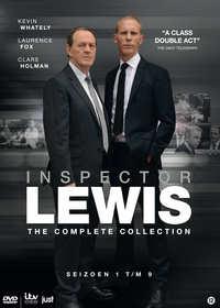 Inspector Lewis - Seizoen 1-9-DVD