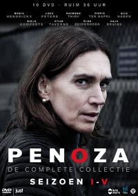 Penoza - Seizoen 1-5-DVD